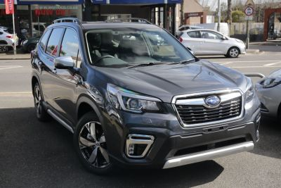 Subaru Forester 2.0i e-Boxer XE Premium 5dr Lineartronic Estate Petrol / Electric Hybrid Grey at Woodford Motor Co Ltd Woodford Green
