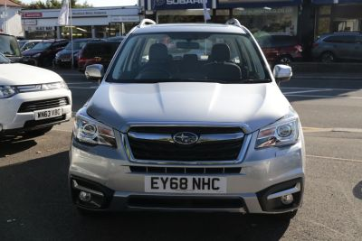 Subaru Forester 2.0 XE Premium 5dr Estate Petrol Silver at Woodford Motor Co Ltd Woodford Green