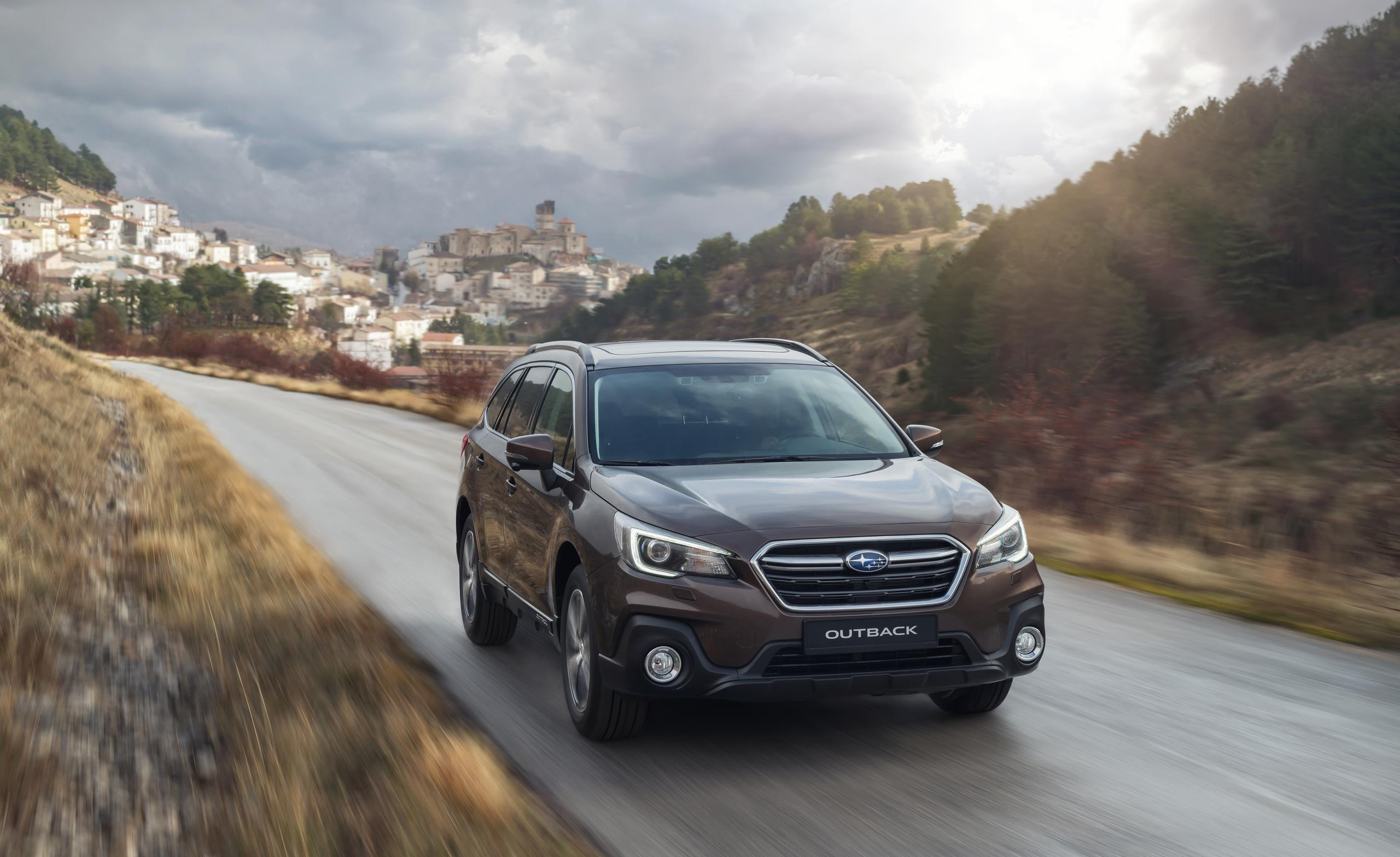SUBARU UK ANNOUNCE SPECIFICATION AND PRICING FOR 2018 OUTBACK