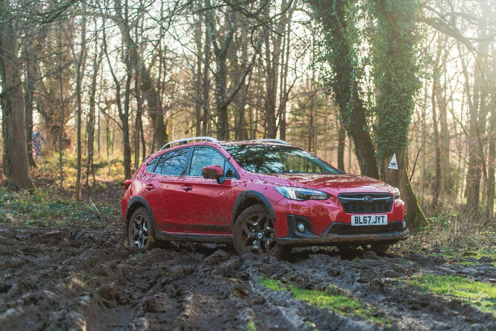 SUBARU TAKES VISITORS OFF-ROAD AS THE OFFICIAL AUTOMOTIVE PARTNER OF THE GREAT BRITISH SHOOTING SHOW 2018