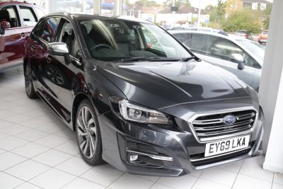 Subaru Levorg 2.0i GT 5dr Lineartronic Estate Petrol Grey at Woodford Motor Co Ltd Woodford Green