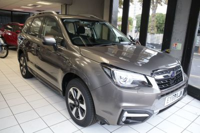 Subaru Forester 2.0 XE Lineartronic 5dr Estate Petrol Bronze at Woodford Motor Co Ltd Woodford Green