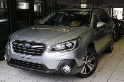 Subaru Outback 2.5i SE Premium 5dr Lineartronic Estate Petrol Silver at Woodford Motor Co Ltd Woodford Green